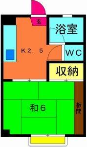 武蔵小金井の賃貸アパート・お部屋探しなら