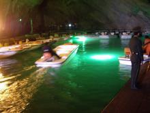 本渓 水洞 船