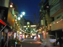 中目黒商店街