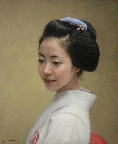 ハスキルが好き 画家中上誠章のブログ-清陰