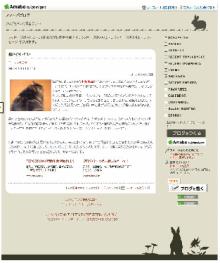 1記事推奨スキン【ラビットペーパー 】