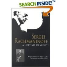 Rachmaninoff book