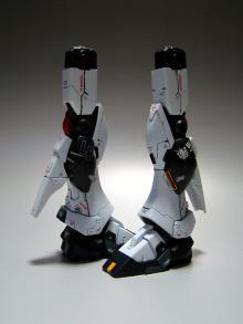 両足のデカール