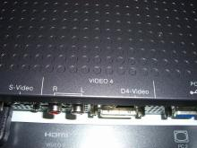 EIZO FlexScan HD2451W 入出力端子