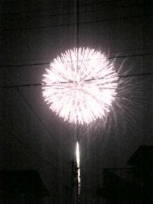 森田の花火②