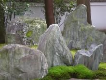重森三玲庭園10