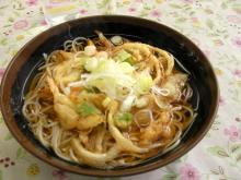 館山駅蕎麦
