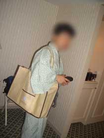 アソシアホテル浴衣