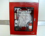 消火栓すら可愛い。