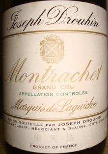 Montrachet Joseph Drouhin 1990_002