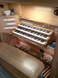 さいちゃんの教会音楽な日々-Spieltisch-Michaelsk,