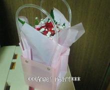 プレゼントの花