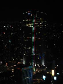 リッツカールトン東京 夜景