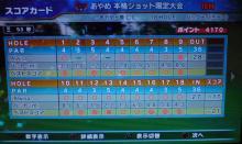 G3リアル2勝目スコア