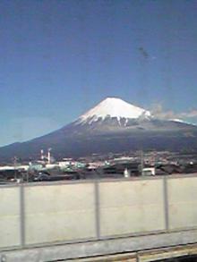 ハーツトリートメントスペースのつぶやき-富士山