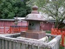 文治の燈籠