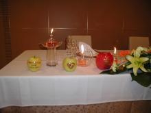 お祝いりんご2