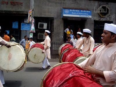 ガンパチ・ドラム