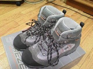 スーパーB級コレクション伝説-登山靴