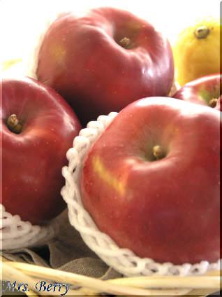 りんご ジャム ミセス