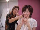 芦沢さんとモデルさん