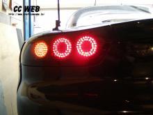 LEDスモール+ウインカー