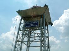 マレーシア国境