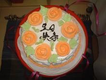 中国のケーキ