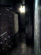 焼肉屋の座敷入り口