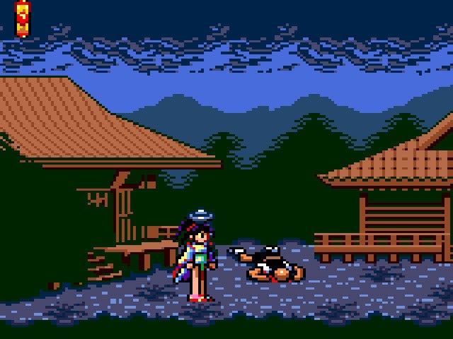 炊飯器まで壊れてきた鬼神童子ZENKI(1995年) 国内GGコメント