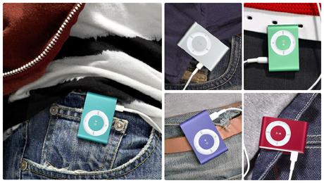 iPod shuffle 2008/02
