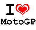I love motoGP