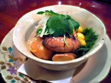旬鱈子と里芋の煮物