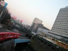 続 東京百景(BETA version)-#017 神田川を囲む赤色