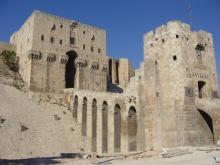 Citadel in Aleppo