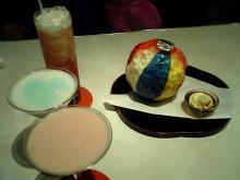 Bar-B店内食べ物