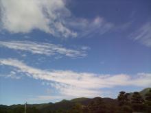 飯田高原の夏