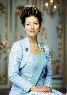 デンマーク王室 アレクサンドラ妃