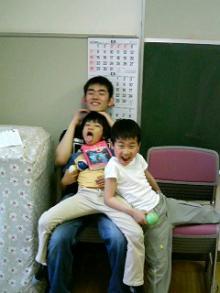 ジャグリング教室@高田馬場