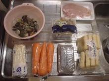 あさりの炊き込みご飯1