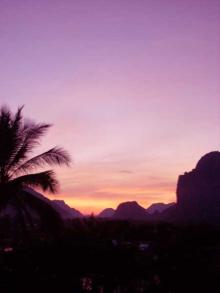 0712ラオス風景