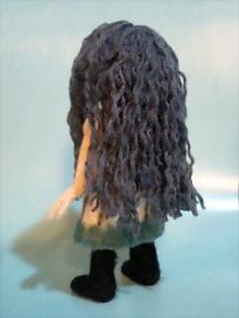 髪長い子ちゃん