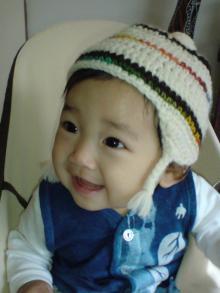 小さな暮らし ~笑顔のある育児を-帽子