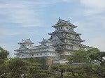 あひるるる-姫路城3