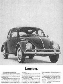 VWレモン
