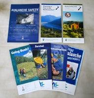 ブロシュア brochure を使いこなす trekking life in new zealand