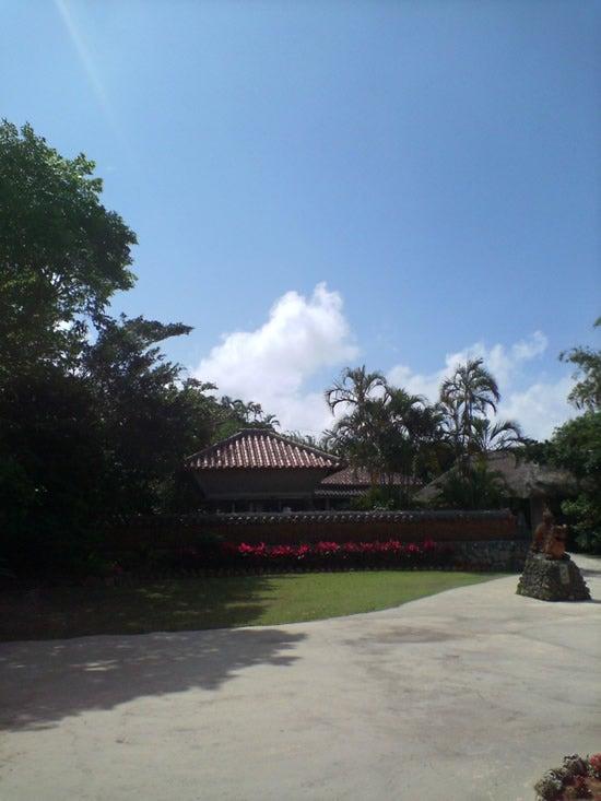 琉球村 入り口