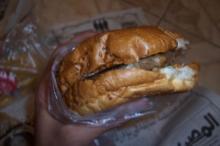 エジプト ハンバーガー