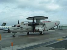 !E-2C早期警戒機