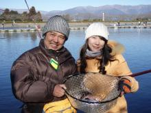 Fishing Blog OFFSHORE CRAZY! ~ 夢は一発大物!   鮪だ!鰤だ!大政だ!巨カンパだ!大鯛だ!なんでもこ~い!-美女と野獣